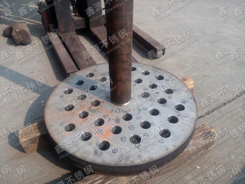 不锈钢冲孔圆板