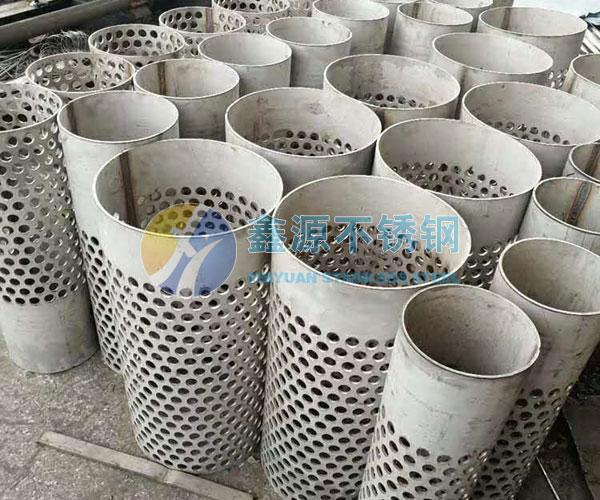 不锈钢板焊接冲孔